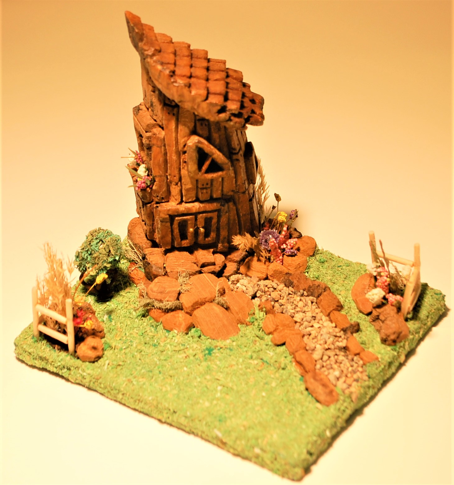 woodcarving for beginners fairy house and yard