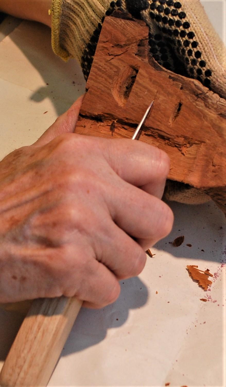 Stop Cut Part 1 Step 2