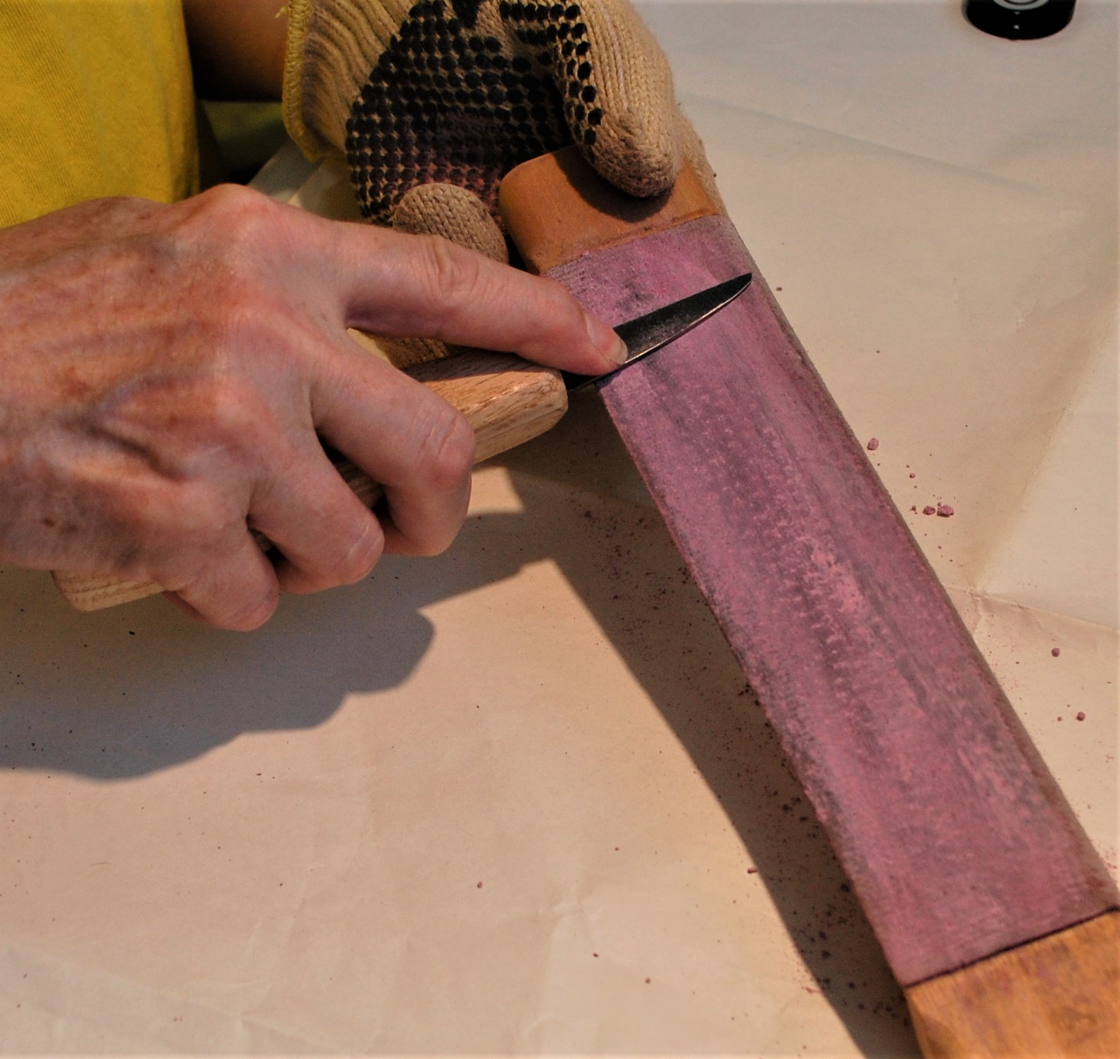 Stropping The Blade