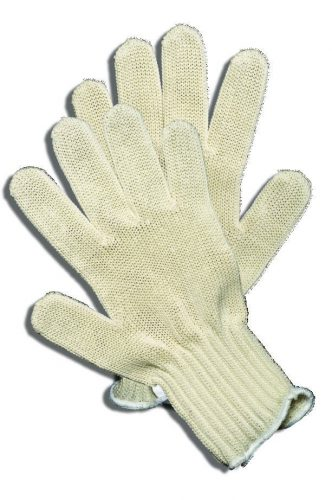 Kevlar Glove With Leather Palm