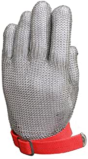 Kevlar Gloves With Reinforced Stainless Steel Threads