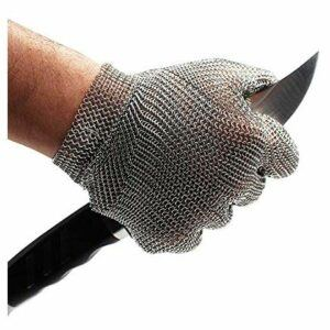 Stainless Steel Filet Glove