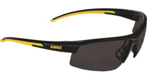 Radians Polarized Safety Glasses with smoke tinted lenses